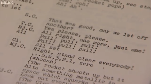 Clanger script